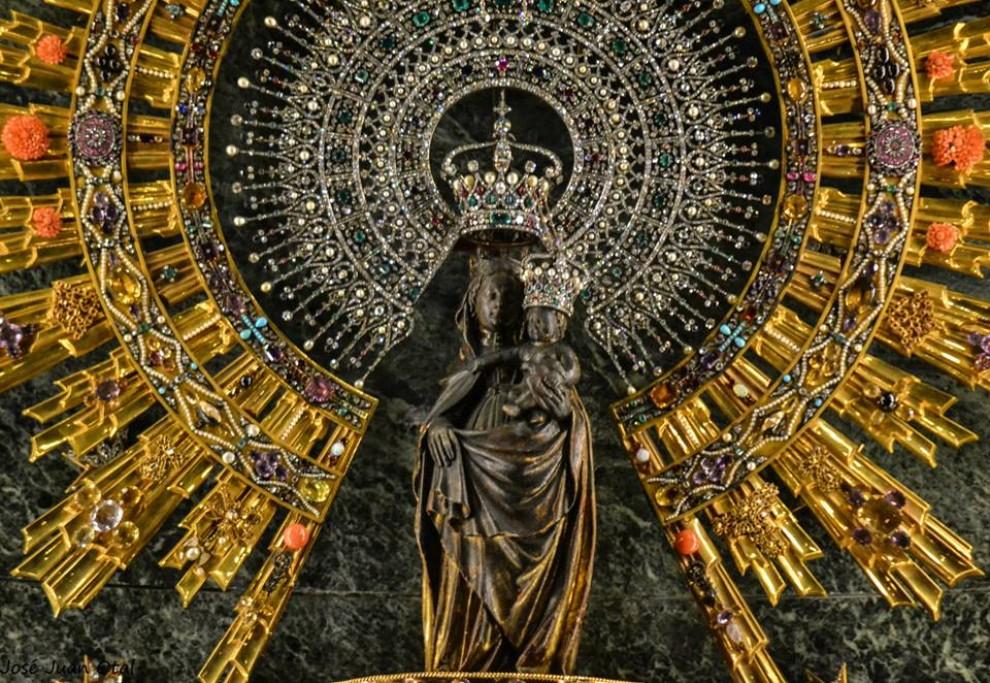 Mitos Y Leyendas Sobre La Virgen Del Pilar Historia Y Patrimonio Nuestra Cultura Aragón Cultura Cartv