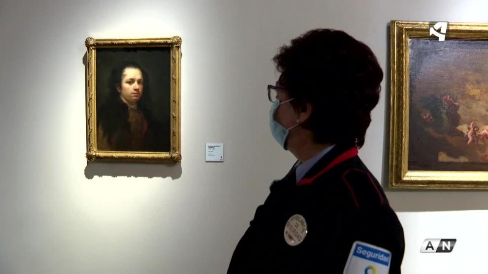 El privilegio de trabajar con Goya